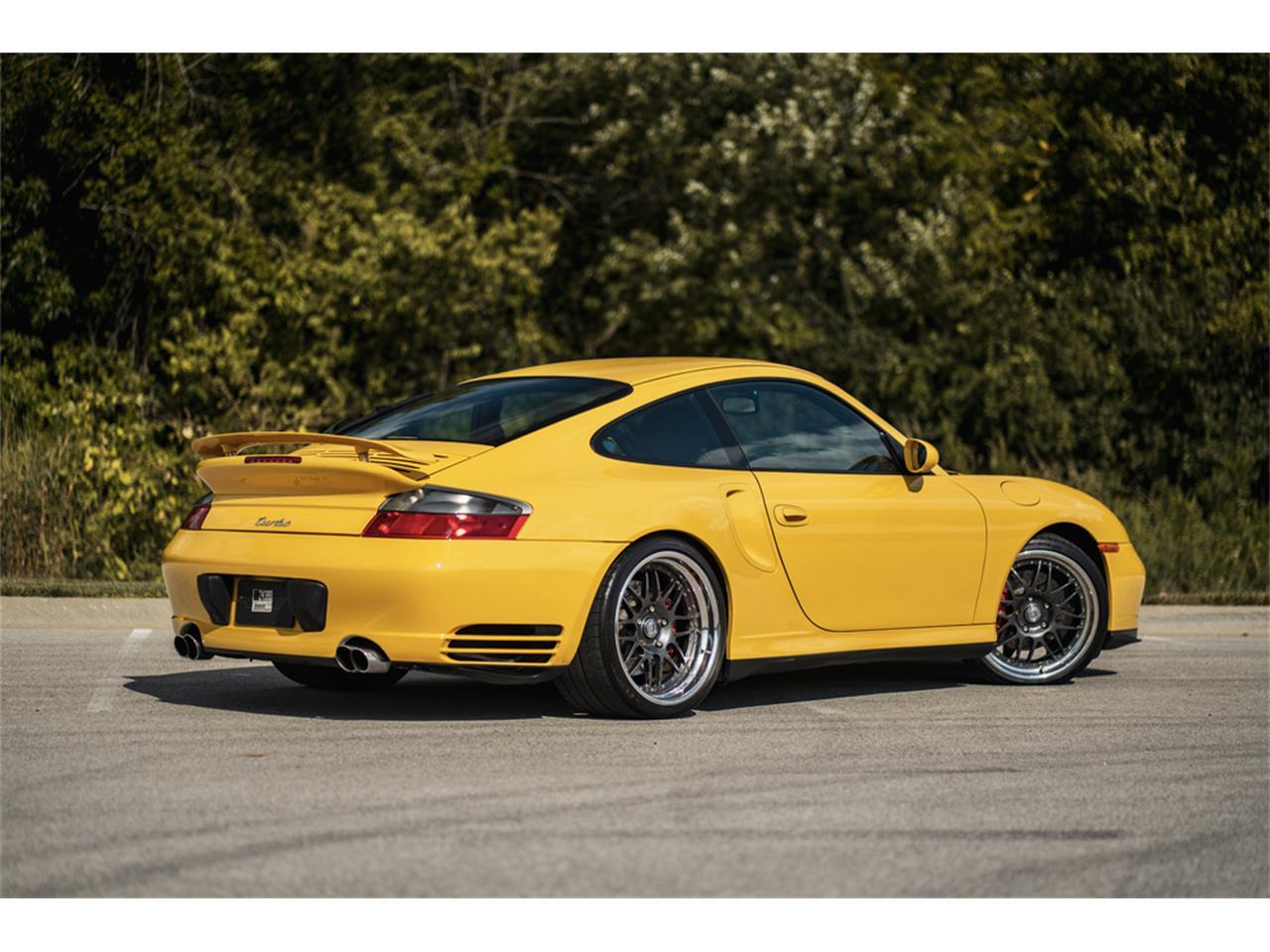 2002 Porsche 911 Turbo (CC-1257806) for sale in Las Vegas, Nevada