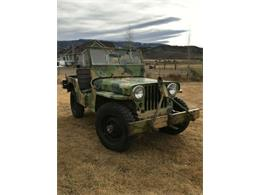 1948 Willys CJ2A (CC-1257812) for sale in Cadillac, Michigan