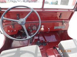 1946 Willys CJ2A (CC-1257819) for sale in Cadillac, Michigan