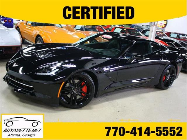2014 Chevrolet Corvette (CC-1257821) for sale in Atlanta, Georgia