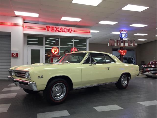 1967 Chevrolet Chevelle (CC-1257850) for sale in Dothan, Alabama