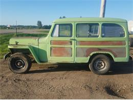1951 Willys Wagoneer (CC-1257870) for sale in Cadillac, Michigan