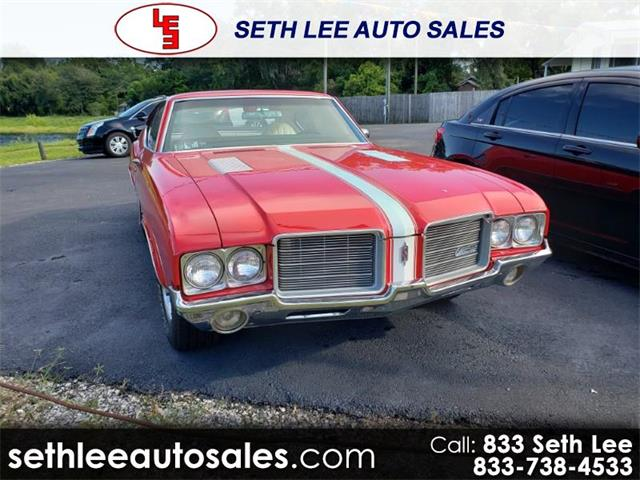 1971 Oldsmobile Cutlass (CC-1257878) for sale in Tavares, Florida
