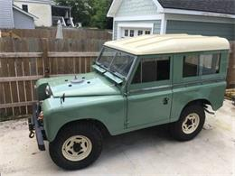 1973 Land Rover Series IIA (CC-1257902) for sale in Cadillac, Michigan