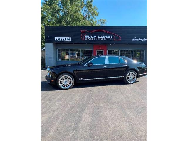 2016 Bentley Mulsanne S (CC-1257921) for sale in Biloxi, Mississippi