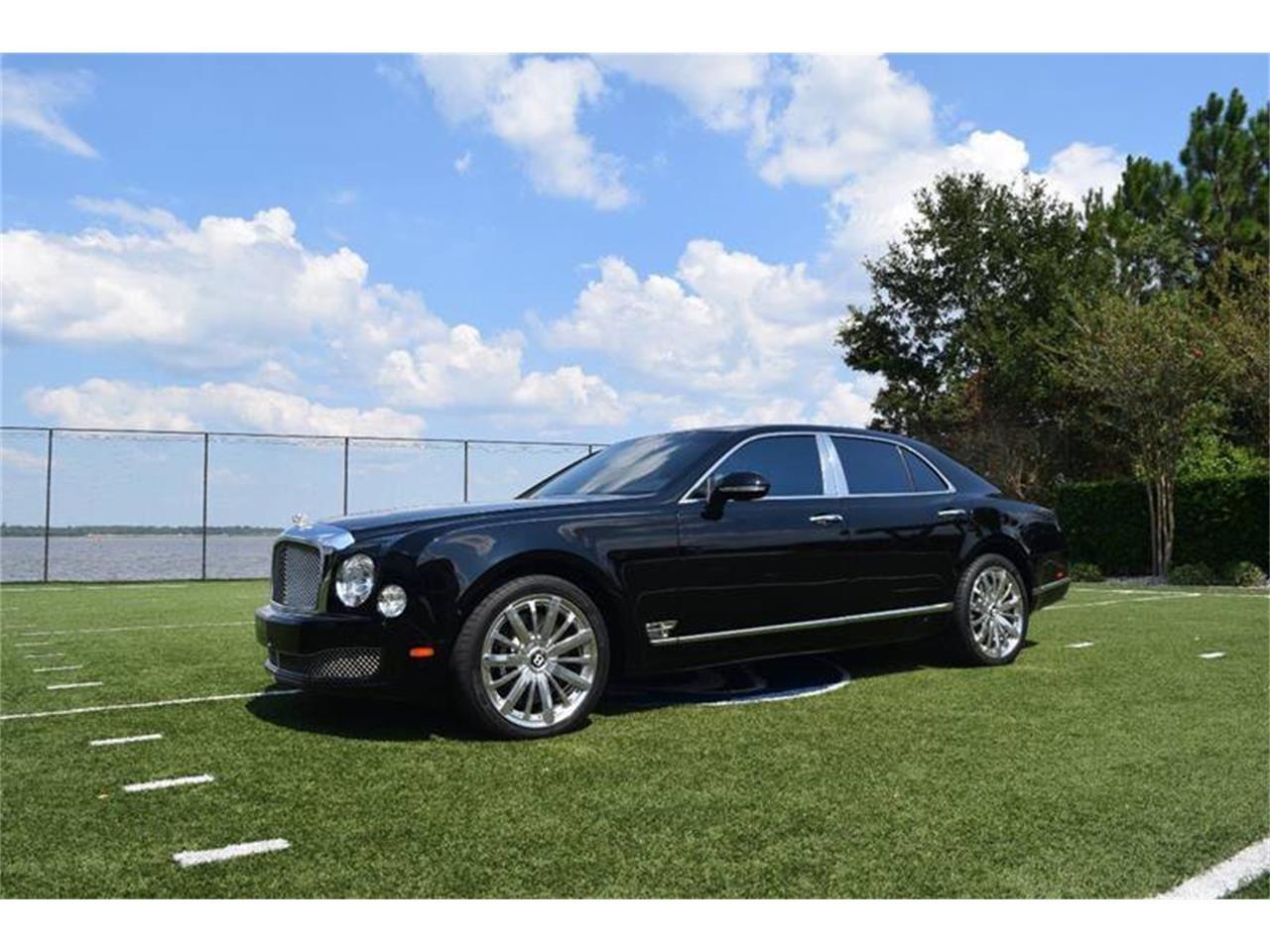 2016 Bentley Mulsanne S (CC-1257921) for sale in Biloxi, Mississippi