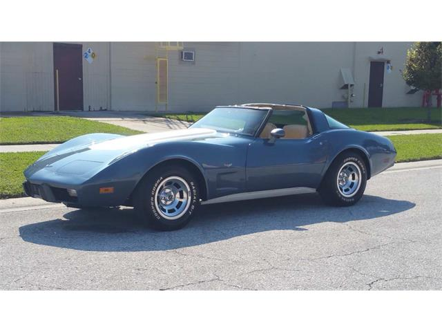 1979 Chevrolet Corvette (CC-1257928) for sale in Biloxi, Mississippi
