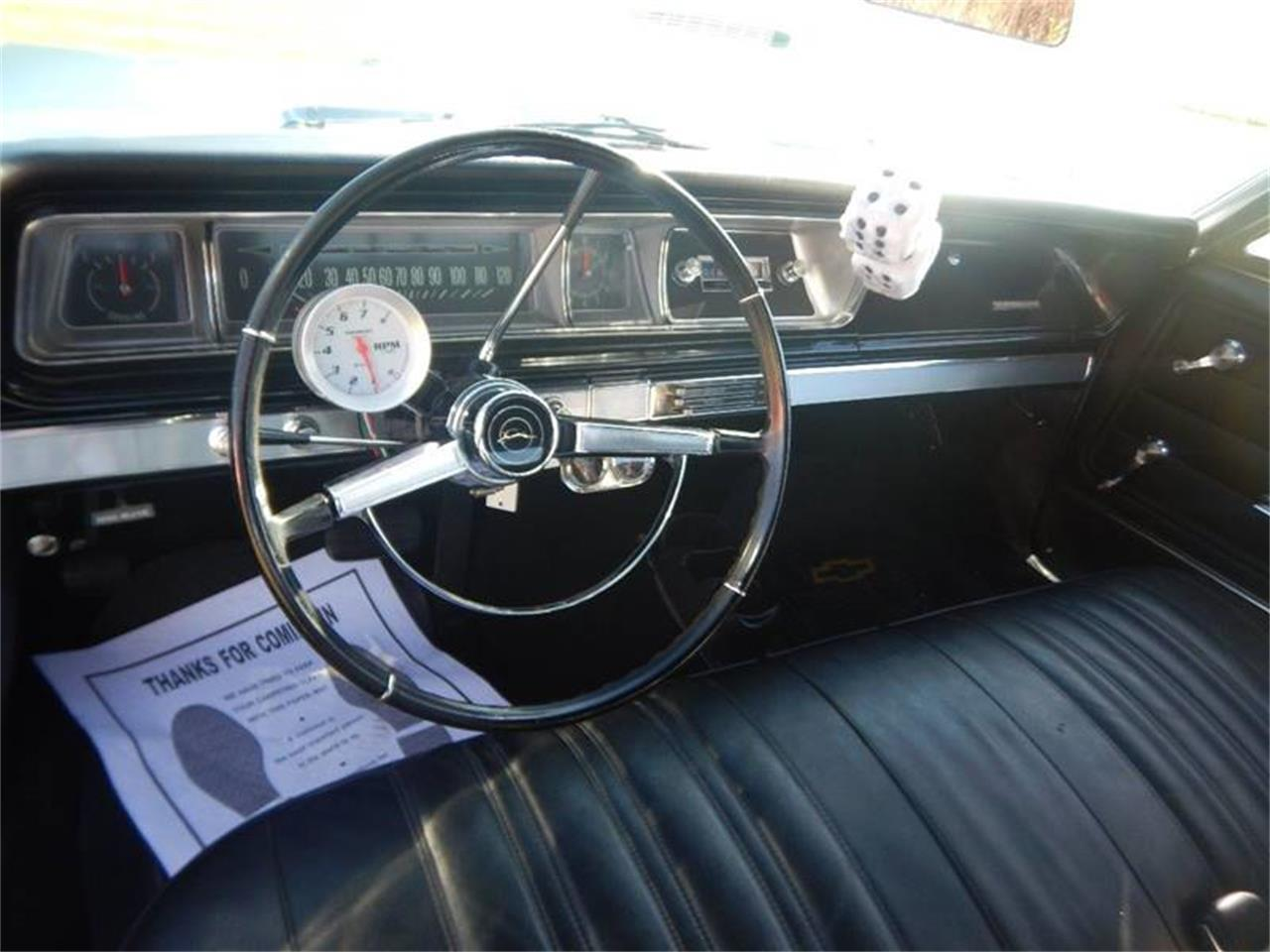 1966 Chevrolet Impala (CC-1257953) for sale in Clarence, Iowa