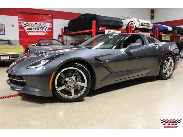 2014 Chevrolet Corvette (CC-1257958) for sale in Glen Ellyn, Illinois