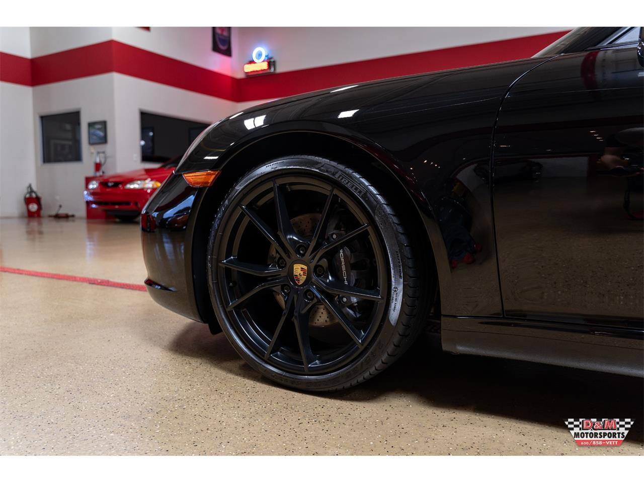 2017 Porsche 911 (CC-1257963) for sale in Glen Ellyn, Illinois