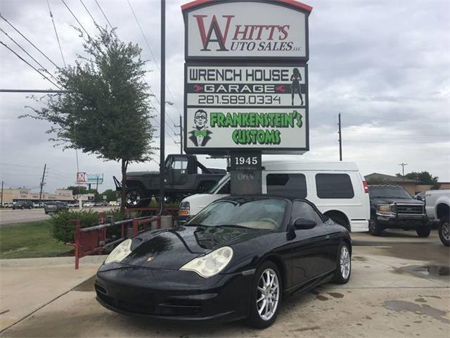 2002 Porsche 911 (CC-1257983) for sale in Houston, Texas
