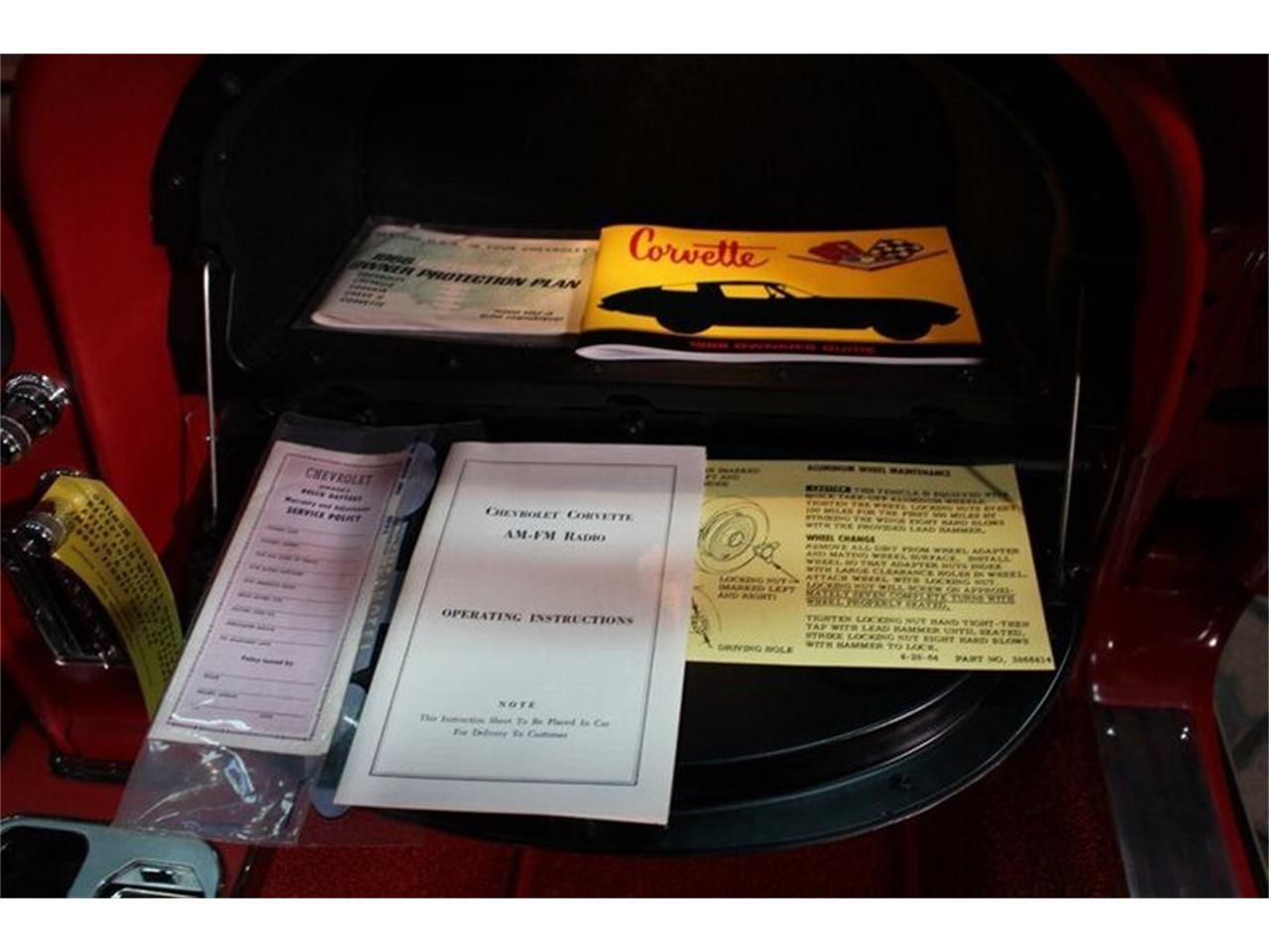 1966 Chevrolet Corvette (CC-1258016) for sale in Roslyn, New York