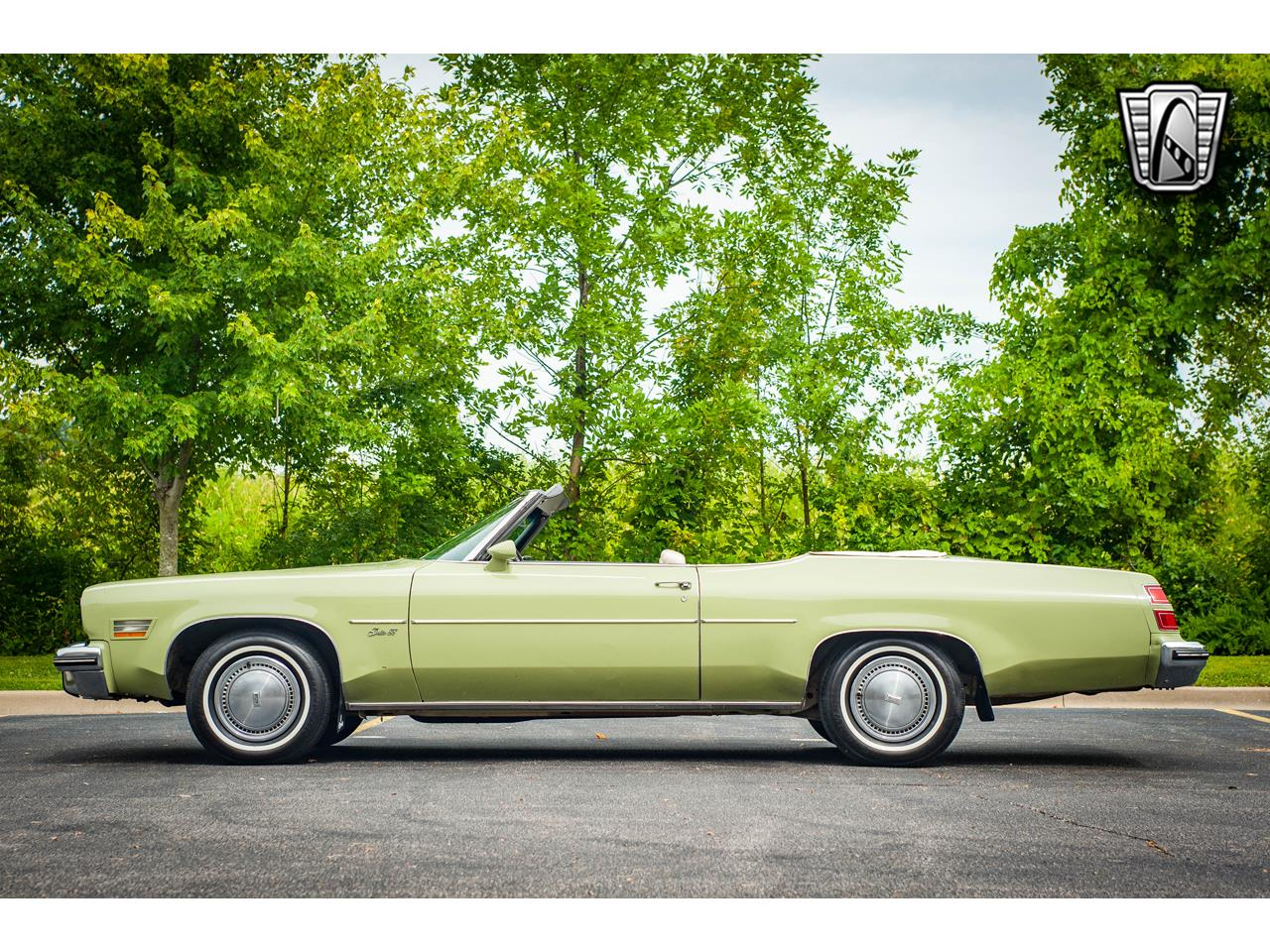 1974 Oldsmobile Delta 88 (CC-1250802) for sale in O'Fallon, Illinois