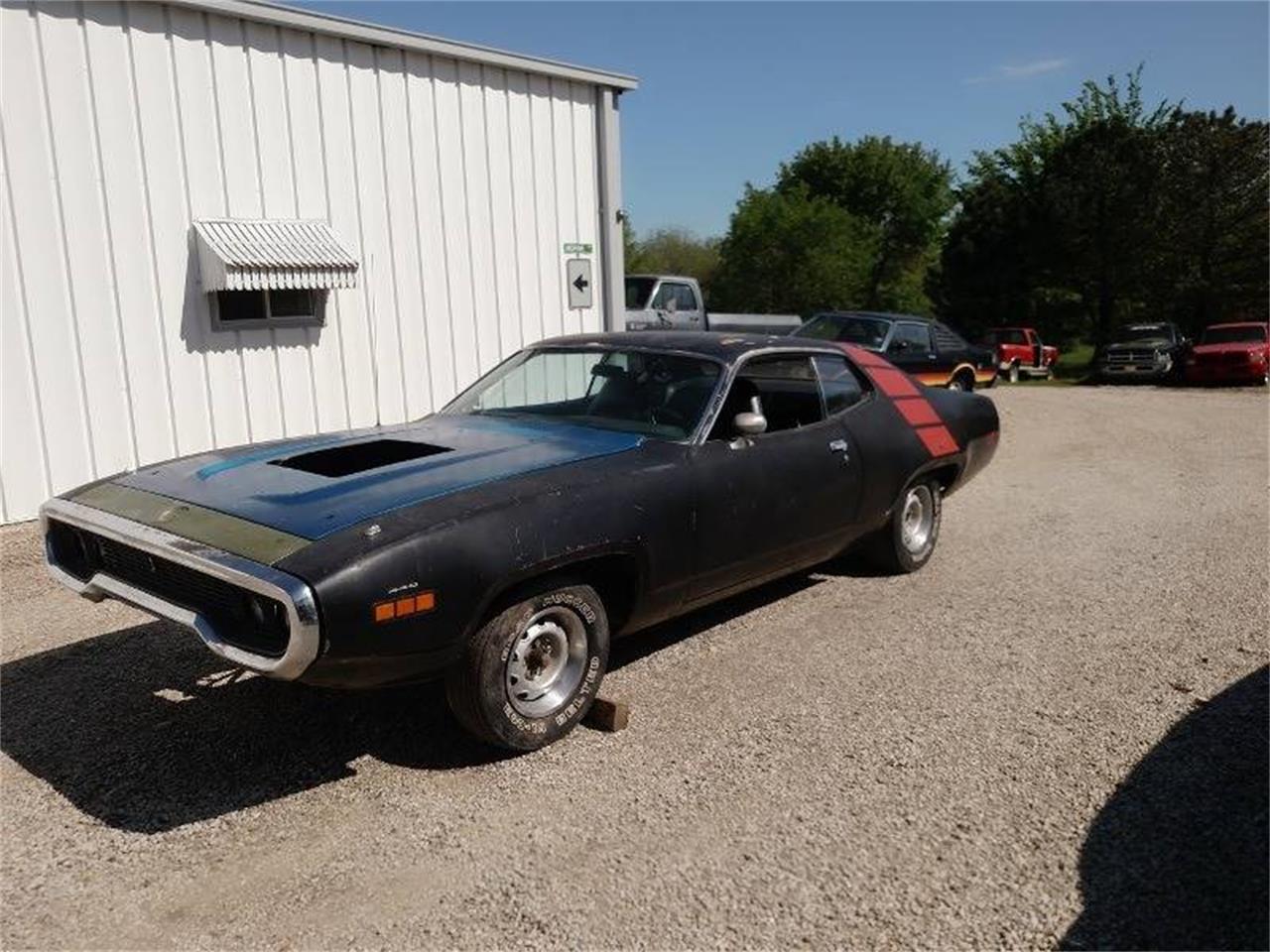 1971 Plymouth Road Runner (CC-1258020) for sale in Burlington, Kansas
