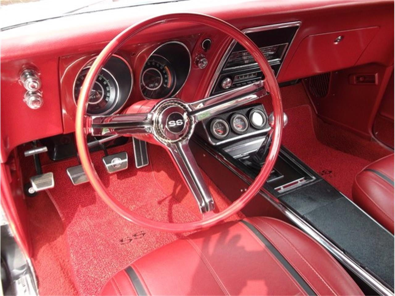 1967 Chevrolet Camaro RS/SS (CC-1258030) for sale in Saskatoon, Saskatchewan