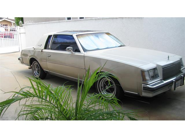 1979 Buick Regal (CC-1258037) for sale in Lynwood, California