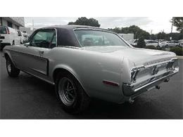 1968 Ford Mustang (CC-1258042) for sale in Richmond, Virginia