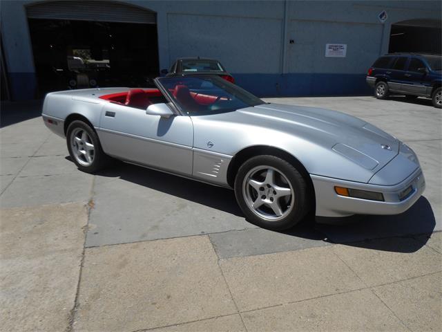 1996 Chevrolet Corvette (CC-1258045) for sale in Gilroy, California
