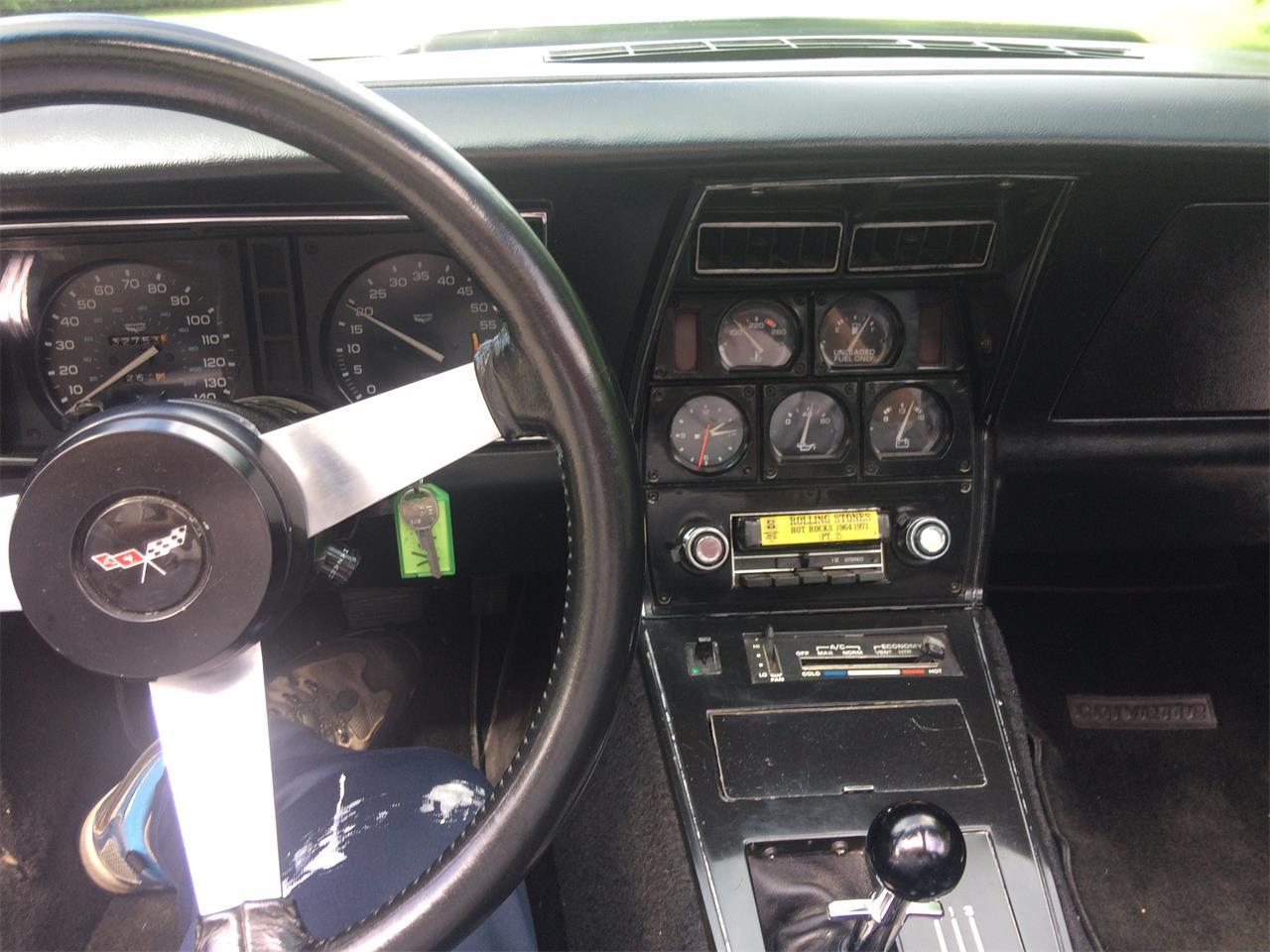 1979 Chevrolet Corvette (CC-1258051) for sale in Williamsburg, Michigan