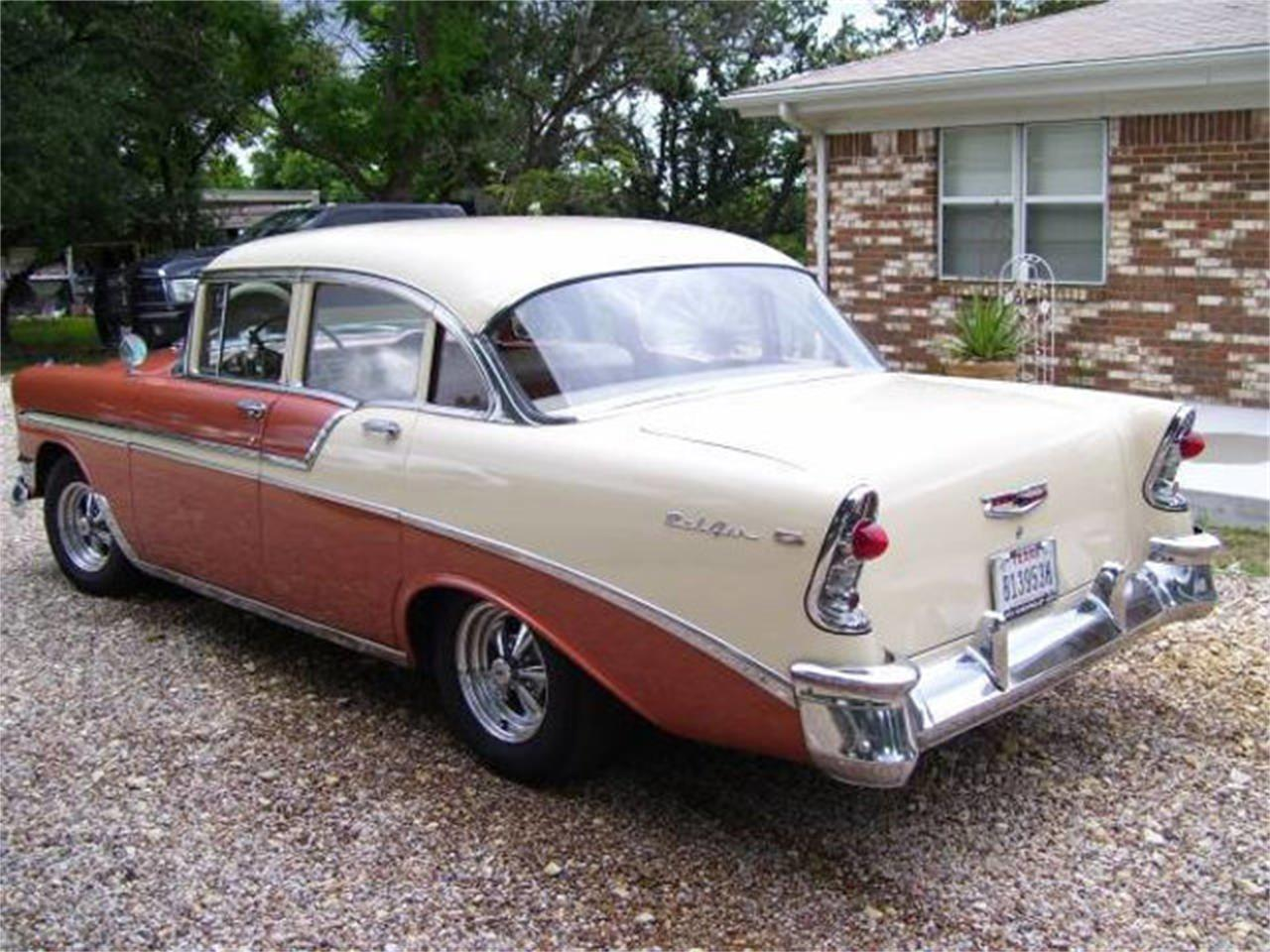 1956 Chevrolet Bel Air (CC-1258060) for sale in Long Island, New York