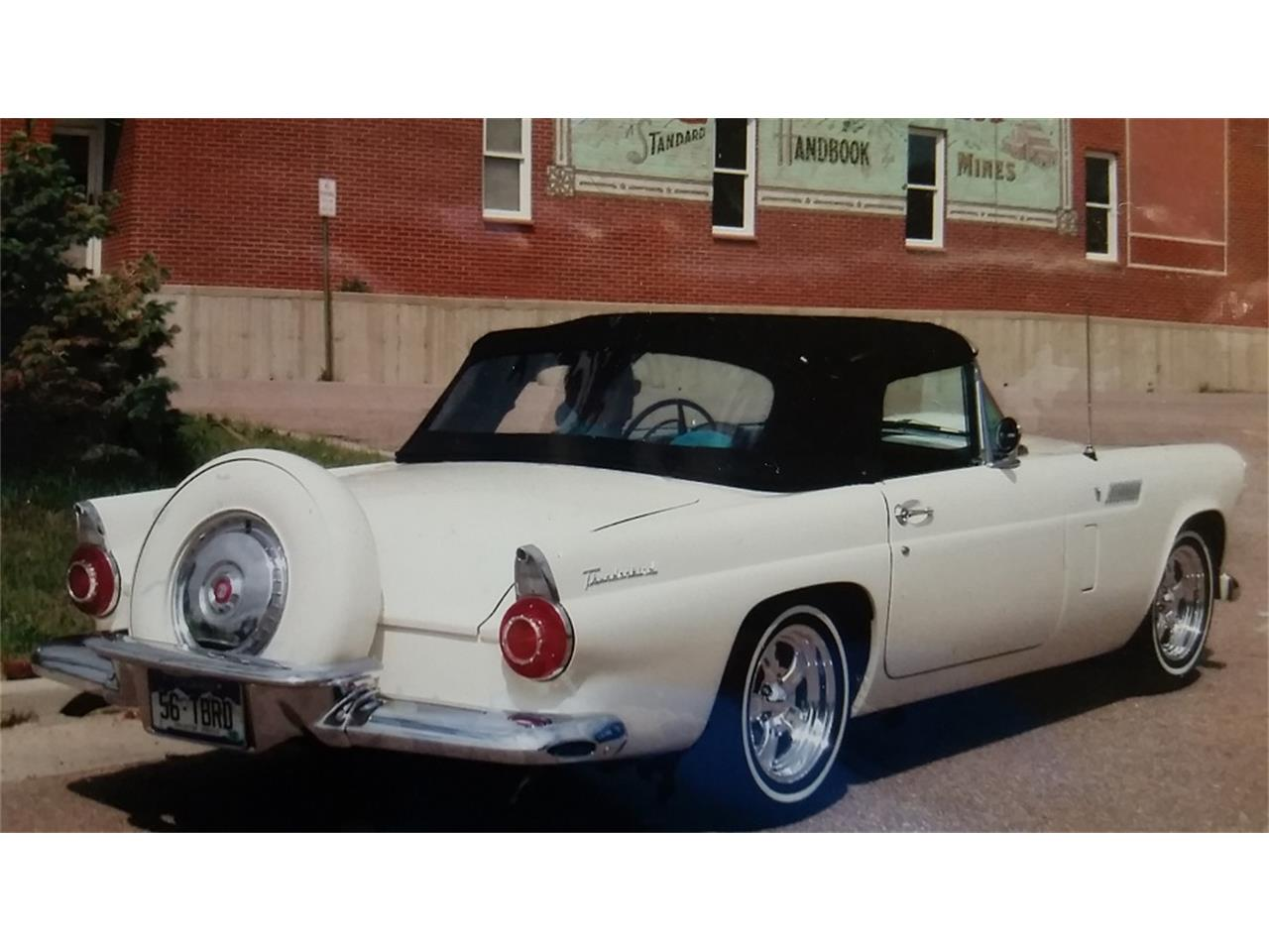 1956 Ford Thunderbird (CC-1258084) for sale in Littleton, Colorado