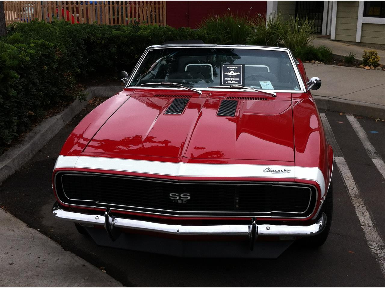 1967 Chevrolet Camaro RS (CC-1258085) for sale in Vista, California