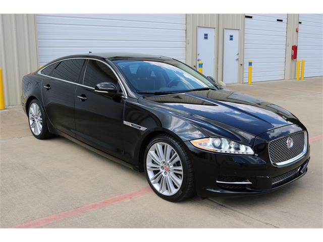 2014 Jaguar XJ (CC-1258086) for sale in Conroe, Texas