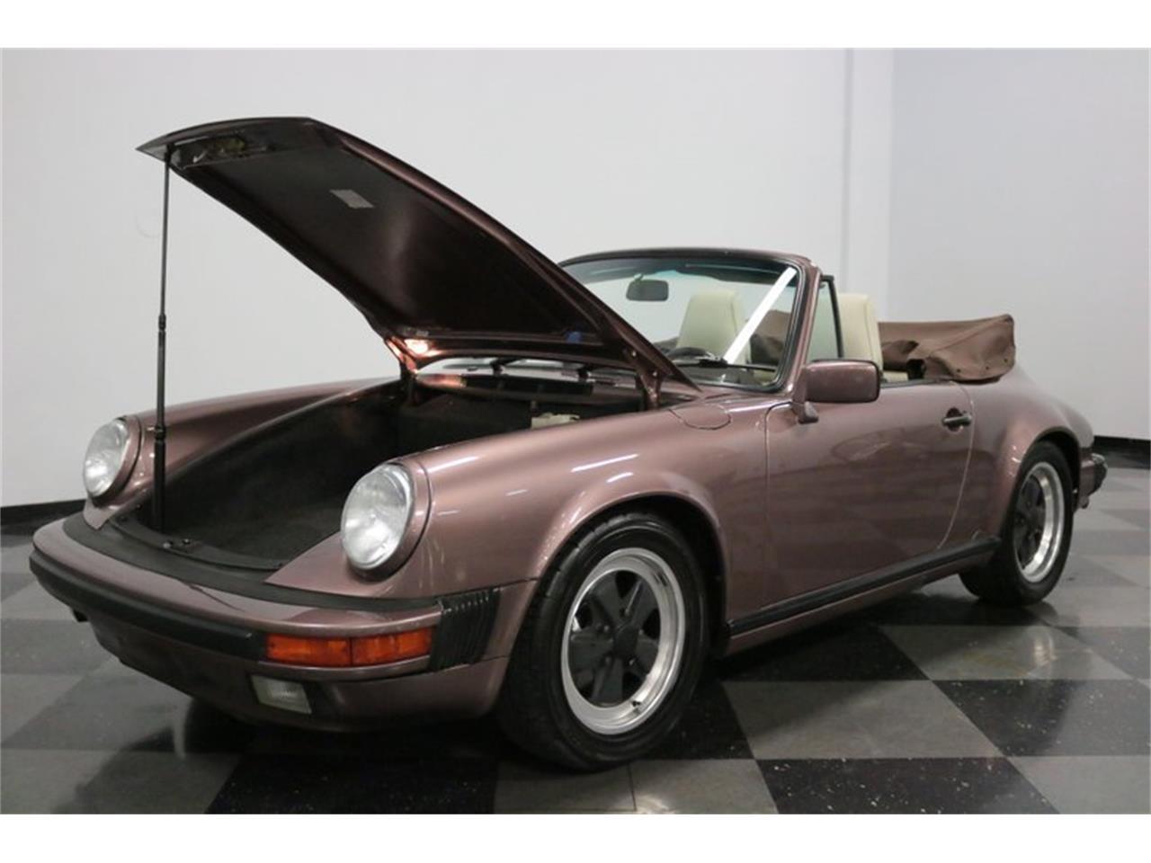1987 Porsche 911 (CC-1258095) for sale in Ft Worth, Texas