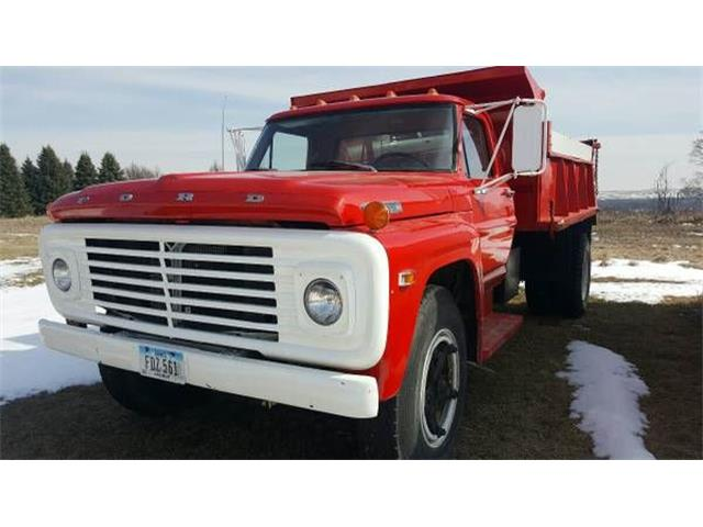 1972 Ford F750 (CC-1258107) for sale in Cadillac, Michigan