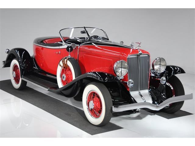 1931 Auburn 8-98 (CC-1250811) for sale in Volo, Illinois