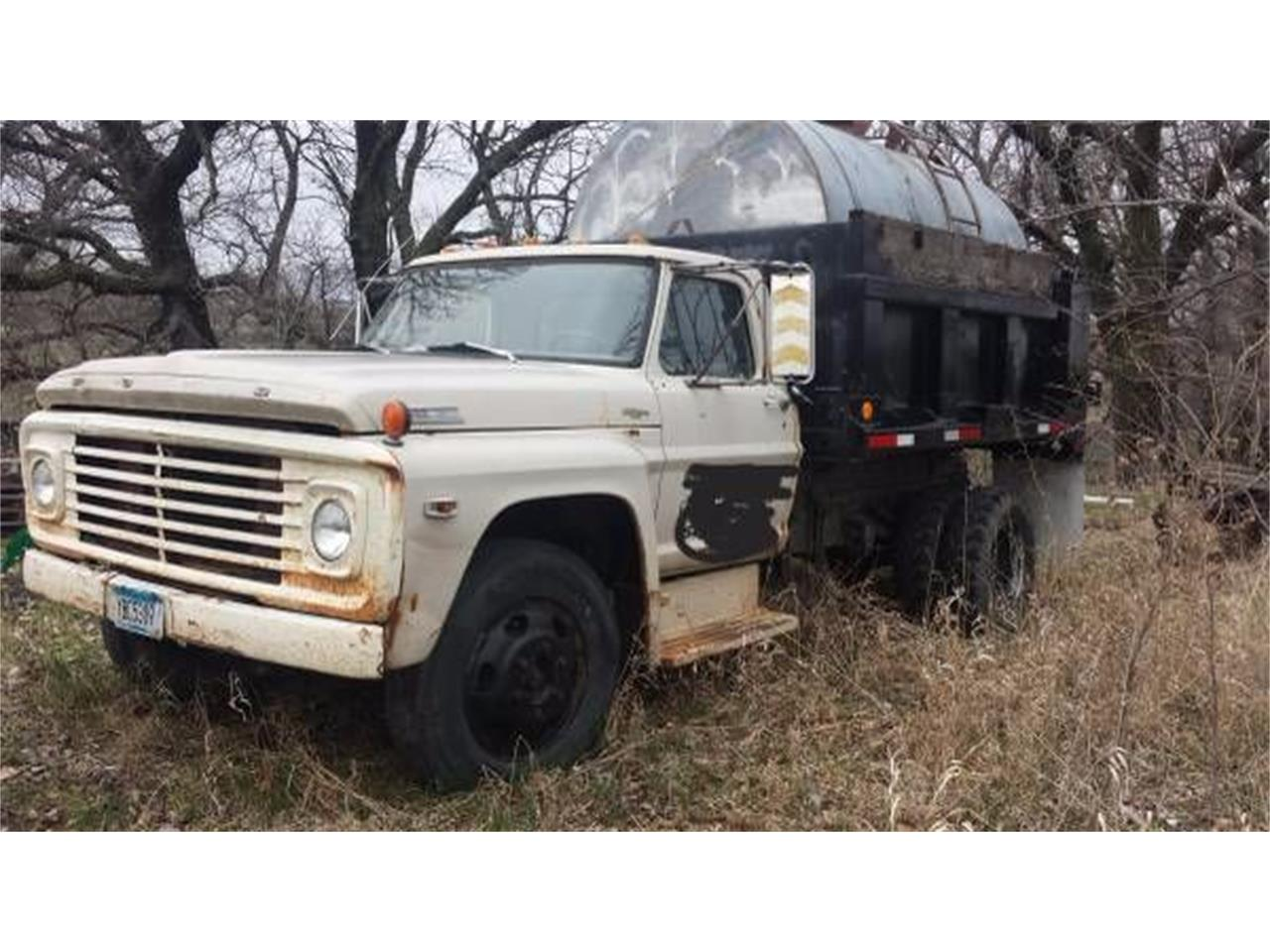 1968 Ford F5 (CC-1258113) for sale in Cadillac, Michigan