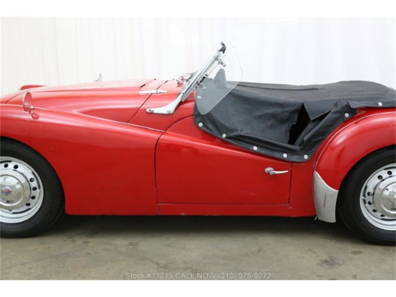 1959 Triumph TR3 (CC-1258152) for sale in Beverly Hills, California