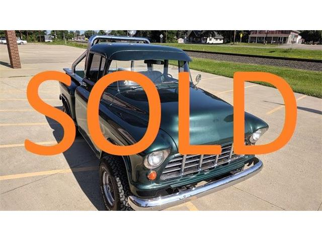 1955 Chevrolet 3100 (CC-1258164) for sale in Annandale, Minnesota
