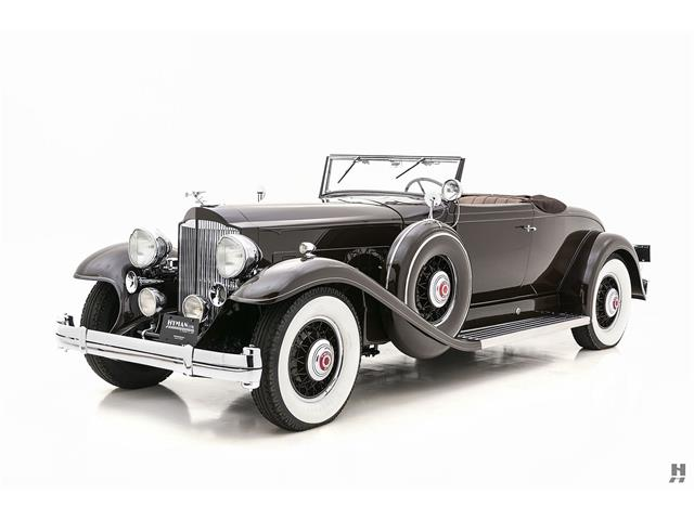 1932 Packard Twin Six