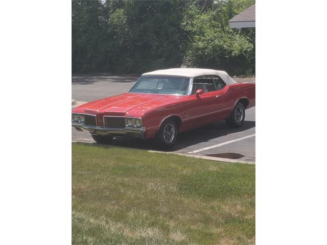 1970 Oldsmobile 442 (CC-1258170) for sale in West Pittston, Pennsylvania