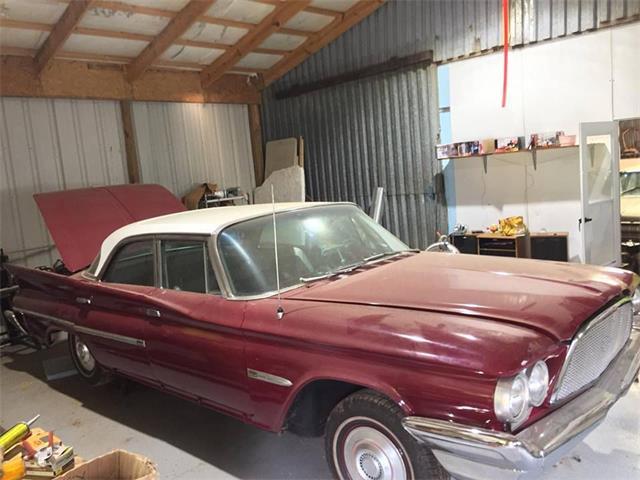 1960 Chrysler Windsor (CC-1258171) for sale in West Pittston, Pennsylvania