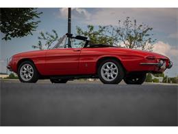 1967 Alfa Romeo Spider Duetto (CC-1258182) for sale in Lancaster, Pennsylvania