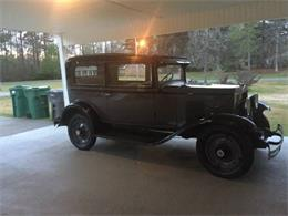 1930 Chevrolet Sedan (CC-1258188) for sale in Cadillac, Michigan