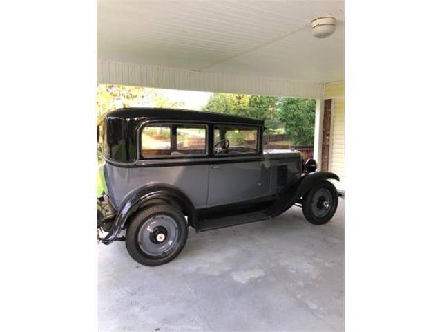 1930 Chevrolet Sedan