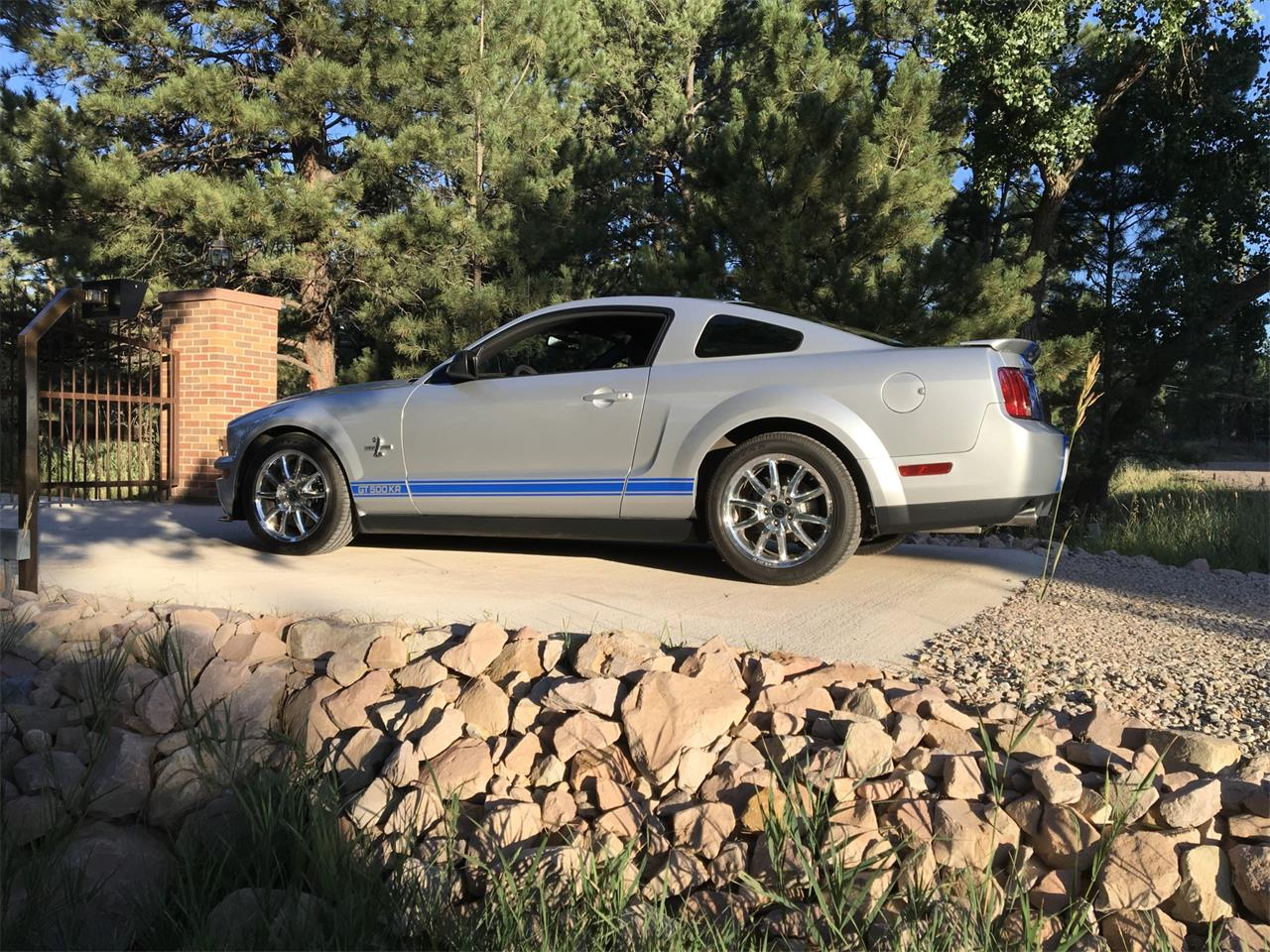 2009 Shelby GT500 (CC-1258197) for sale in Parker, Colorado