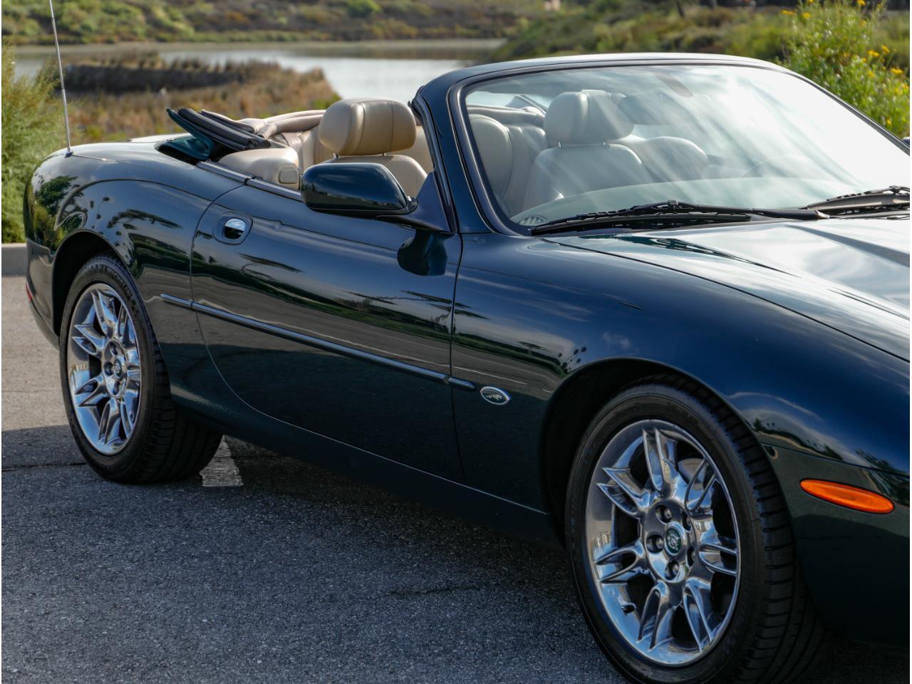 2002 Jaguar XK8 (CC-1258239) for sale in Marina Del Rey, California