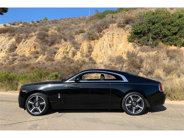 2015 Rolls-Royce Silver Wraith (CC-1258298) for sale in San Diego, California