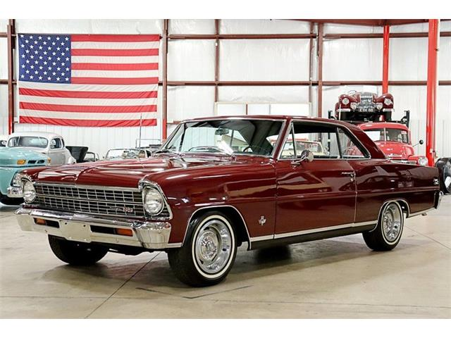 1967 Chevrolet Nova (CC-1250830) for sale in Kentwood, Michigan