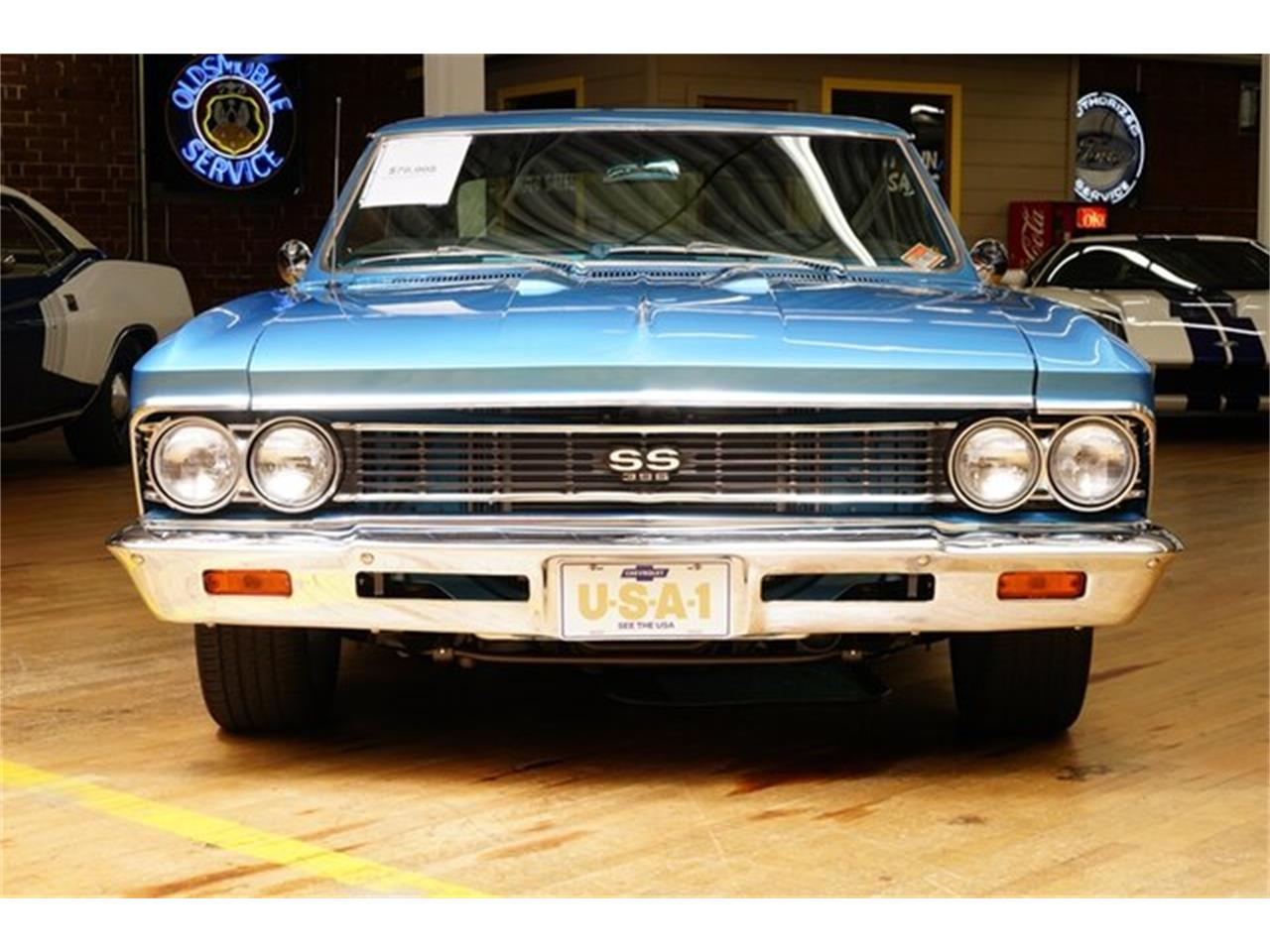 1966 Chevrolet SS (CC-1258307) for sale in Hickory, North Carolina