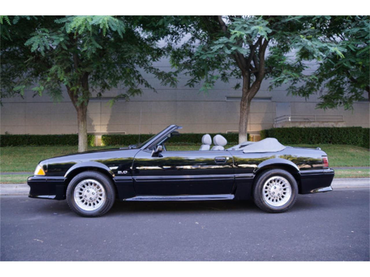 1989 Ford Mustang GT (CC-1258311) for sale in Torrance, California