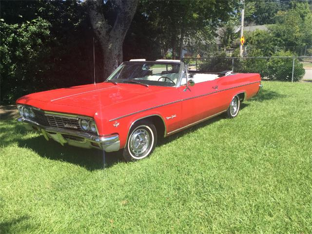 1966 Chevrolet Caprice Classic (CC-1258320) for sale in Greenville, North Carolina