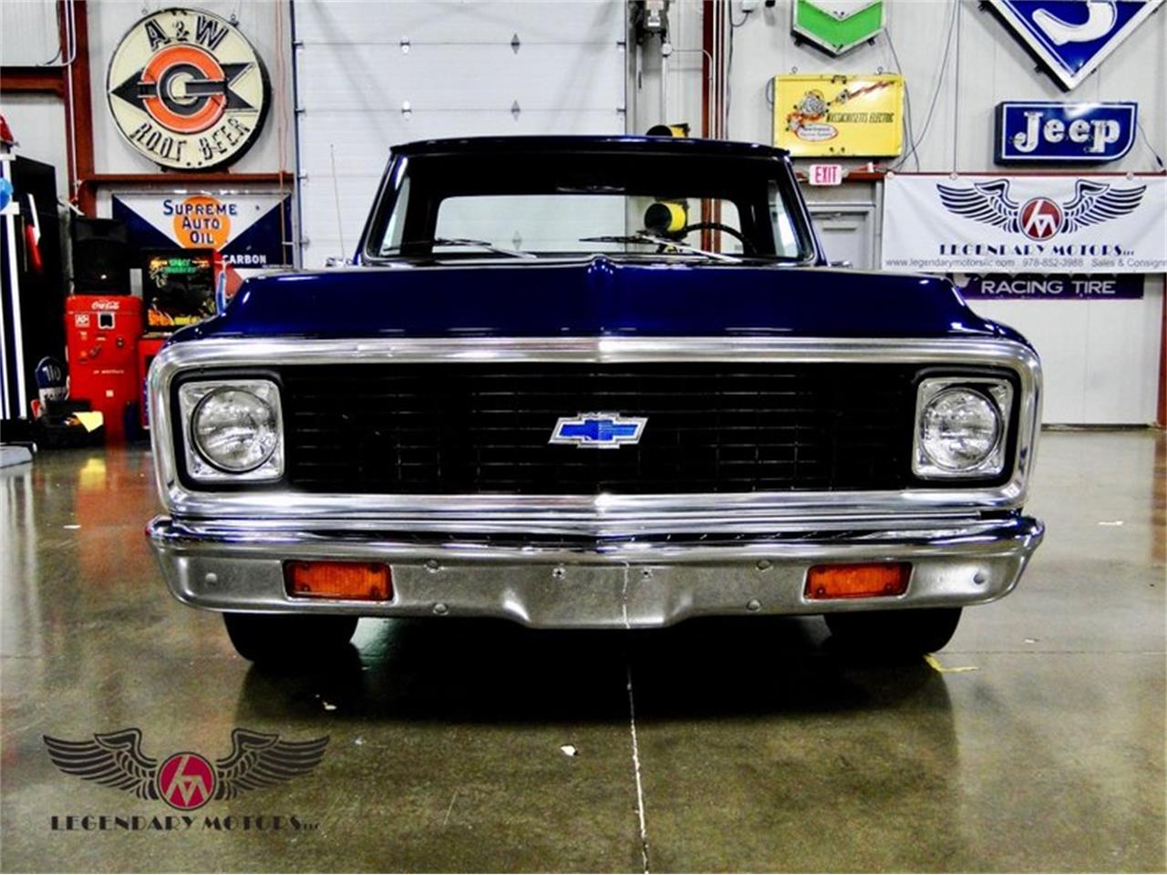 1971 Chevrolet C10 (CC-1258333) for sale in Beverly, Massachusetts