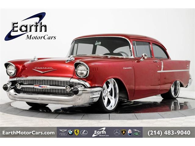 1957 Chevrolet 150 (CC-1258350) for sale in Carrollton, Texas
