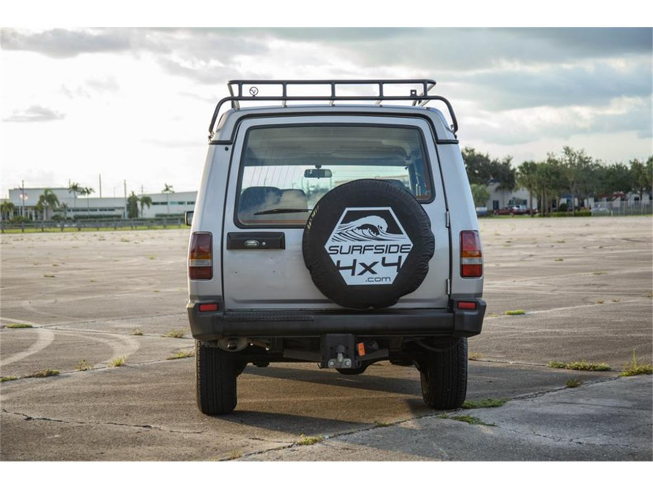 1992 Land Rover Discovery (CC-1258363) for sale in Delray Beach, Florida