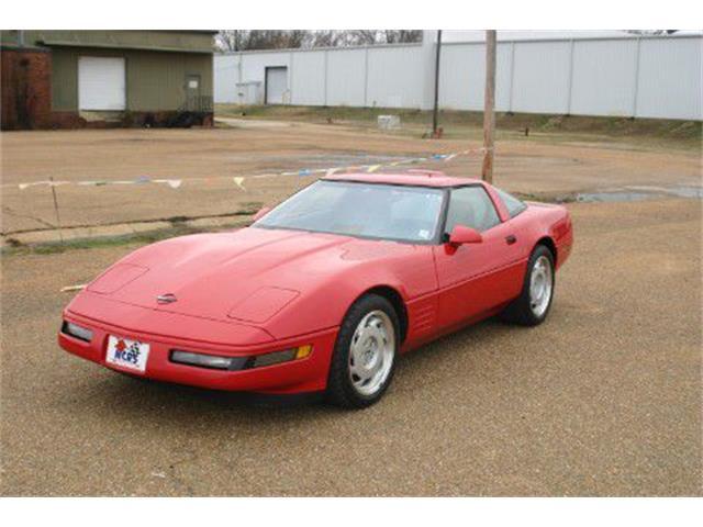 1991 Chevrolet Corvette ZR1 (CC-1258365) for sale in Batesville, Mississippi